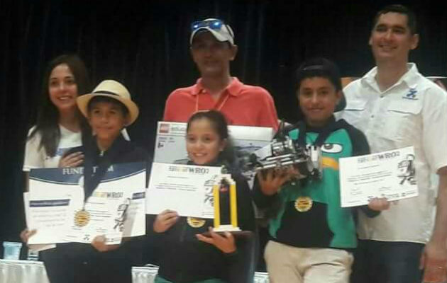 Inicia en Costa Rica la Olimpiada Mundial de Robótica