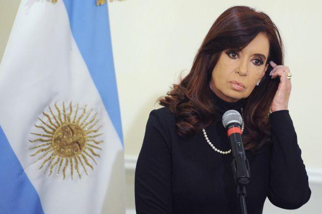 Cristina Fernández de Kirchner Foto EFE