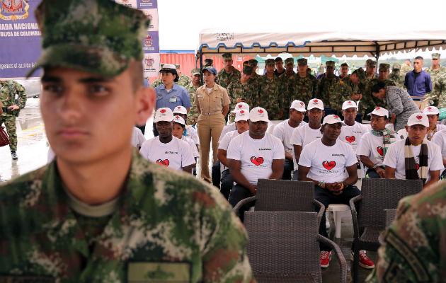 A un año del acuerdo de paz en Colombia, un informe precisa que el posconflicto