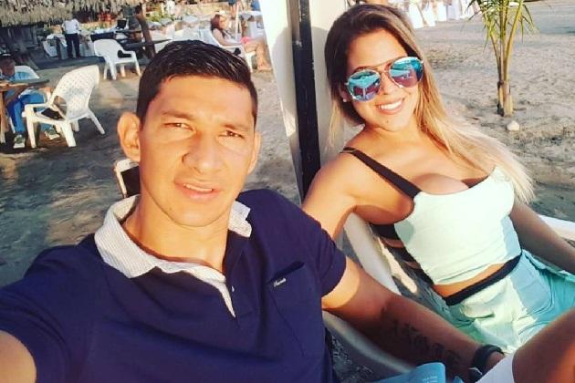 Ovelar confirma pelea con 'Teo' Gutiérrez por su esposa