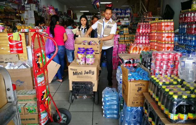 Se impusieron multas en Coclé, Panamá y otras zonas / Foto: Aupsa