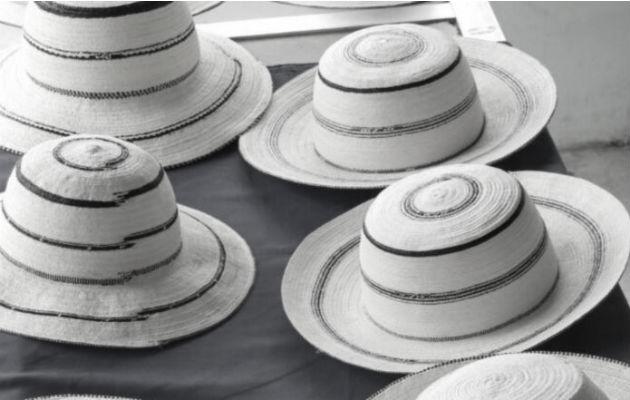 Lo folclórico del sombrero pinta o  a0668c2ed11