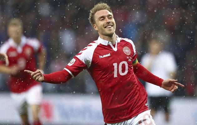Dinamarca ya se prepara contra Perú