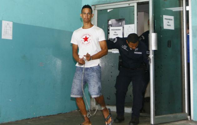 Un juez de garantías ordenó la detención preventiva de Mario Elías Márquez, de 22 años / Víctor Arosemena.