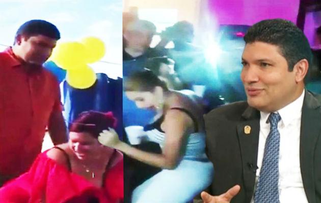 El diputado Gabriel Soto justificó los bailes.