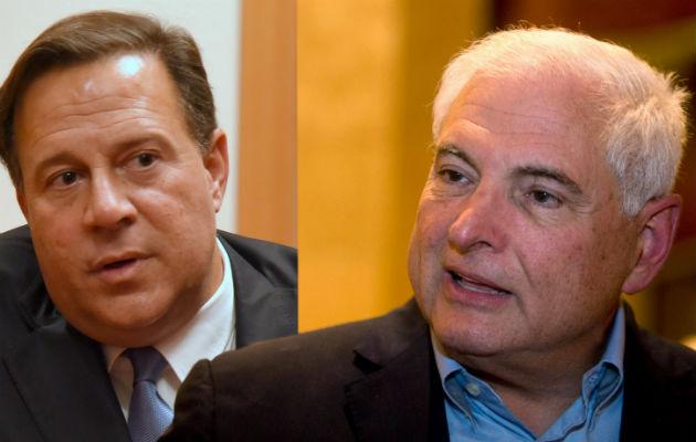 Martinelli dijo que en 2019 Panamá debe elegir un gobierno CD / Archivo.