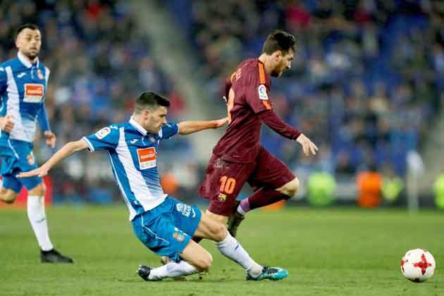 Las seis rachas del Barça que dinamitó Cornellà