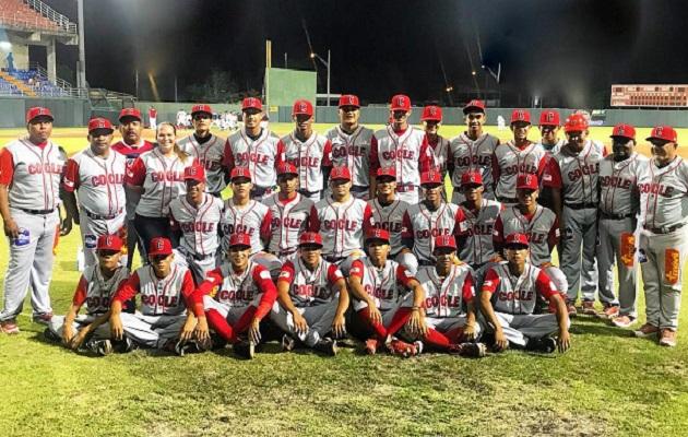 Panamá Este y Coclé en lo más alto del Béisbol Juvenil