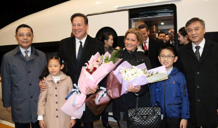 La Presidencia no ahondó en detalles sobre cuál es el destino del mandatario y su familia. /Foto Archivo