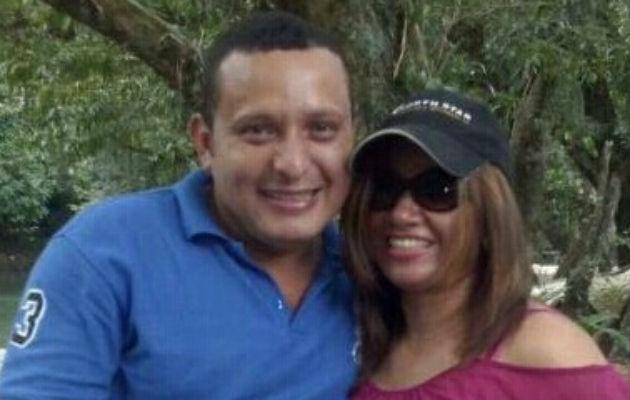 Grajales Moreno y la víctima. Foto: José Vásquez.