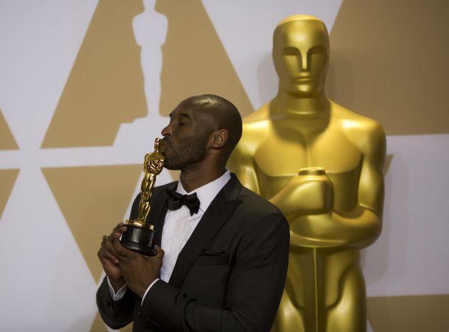 Kobe Bryant gana el Oscar a Mejor Corto de Animación