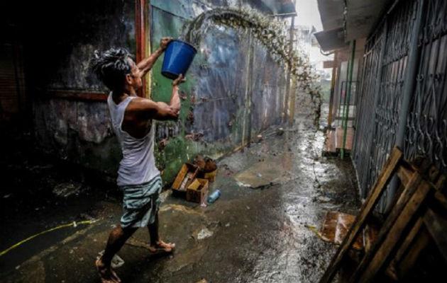 Reportan incendio en popular mercado de Nicaragua