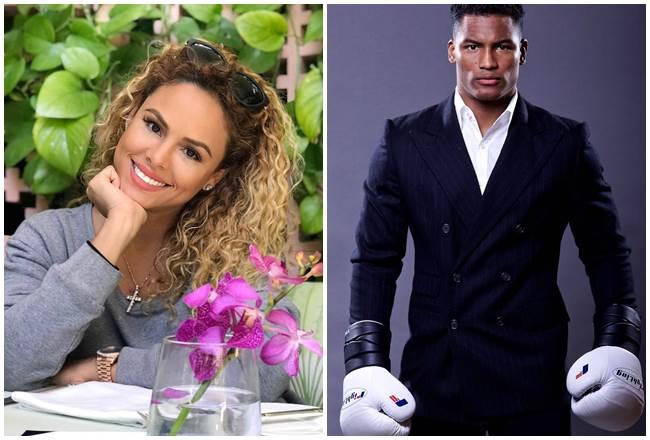 Liza Hernández e Israel Duffus se dan duro en las redes