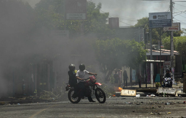 Embajada de EE. UU. en Nicaragua cierra operaciones por la violencia