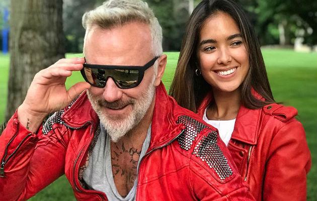 Modelo venezolana roba el corazón de Gianluca Vacchi