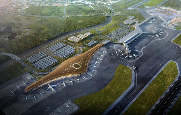 Terminal 2 del Aeropuerto de Tocumen no estará al 100 por ciento para la JMJ