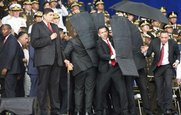 Fiscal: Identifican a todos los autores materiales del atentado a Maduro