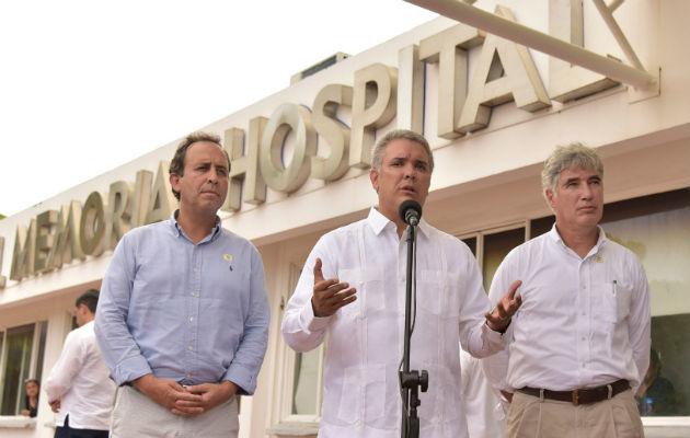 Duque inicia Gobierno con reafirmación de soberanía colombiana en San Andrés