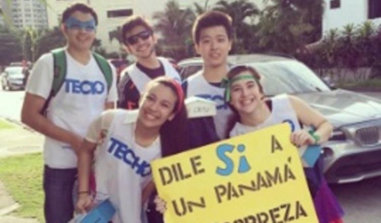 Colecta de Techo Panamá