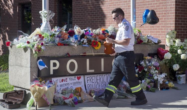 Las autoridades investigan las causas de un tiroteo en Canadá
