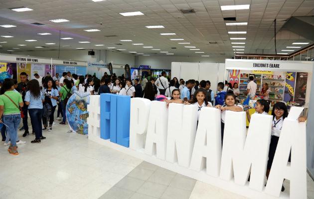 Inicia la Feria Internacional del Libro de Panamá