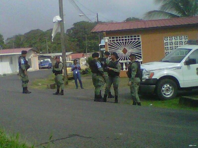 Operativo antipandillas deja 13 detenidos en Colón