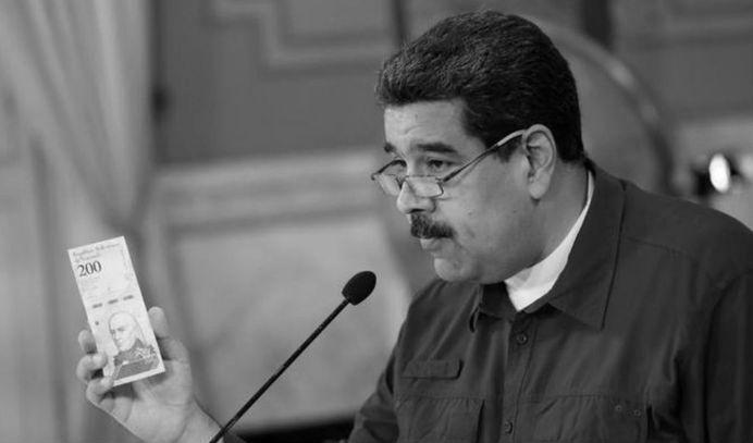 Eliminar ceros a la moneda no aliviará la crisis de Venezuela