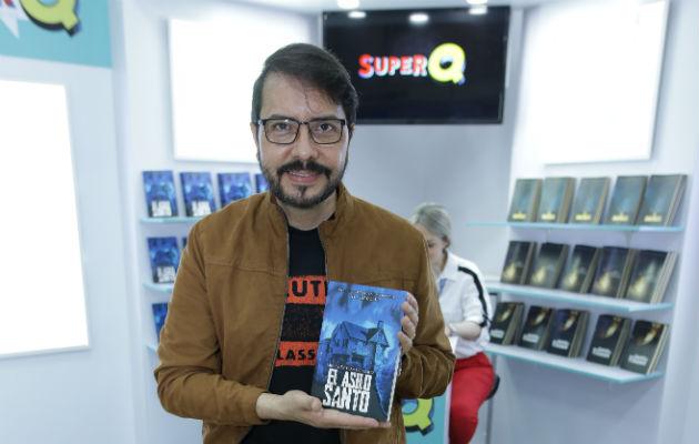 En la Feria del libro de Panamá, la novela negra es tema de conversatorio