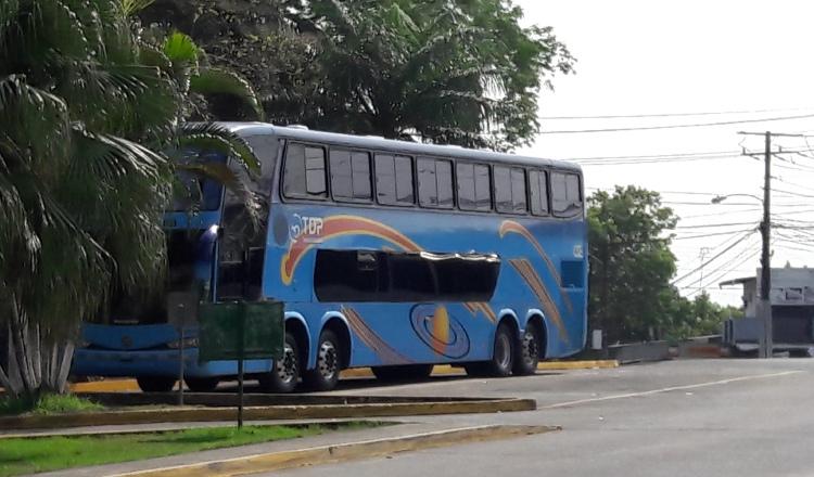 Con tecnología tratan de evitar los asaltos en los buses del interior