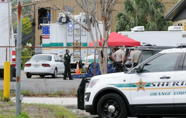 Ordenan el cierre del local del tiroteo en Florida que dejó tres muertos