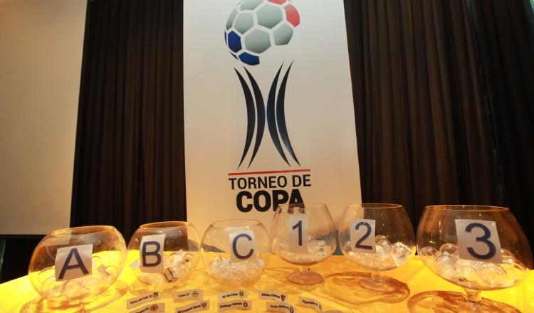 Todo listo para Torneo de Copa