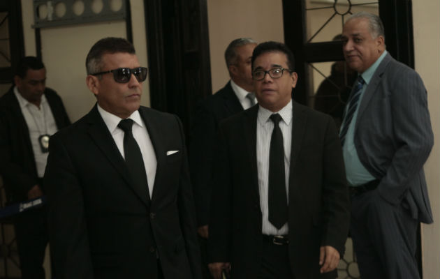 Gustavo Pérez se retractó de las declaraciones dadas ante la Fiscalía Especializada contra la Delincuencia Organizada. Foto/Victor Arosemena