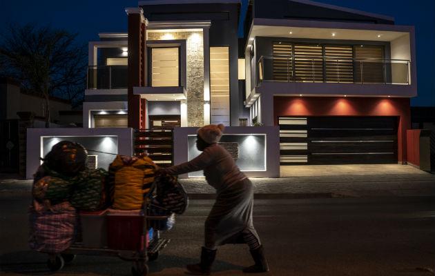 Persisten las divisiones sociales en Soweto
