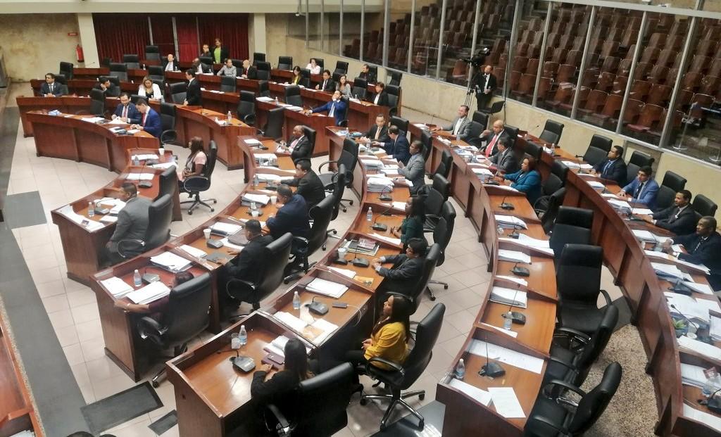 Diputados continuarán el lunes con la discusión del segundo bloque del proyecto de reformas constitucionales