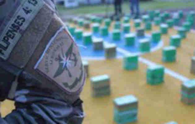 Impiden comercialización $750 millones en droga tras golpe al narcotráfico en Colón
