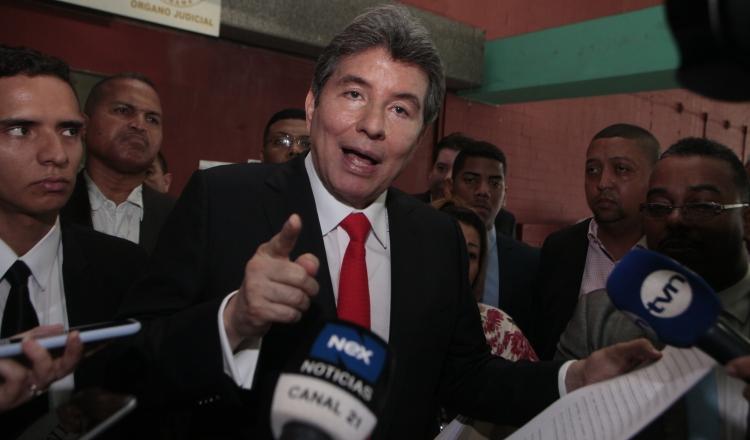 Alejandro Moncada Luna califica como un 'demonio humano' a Juan Carlos Varela
