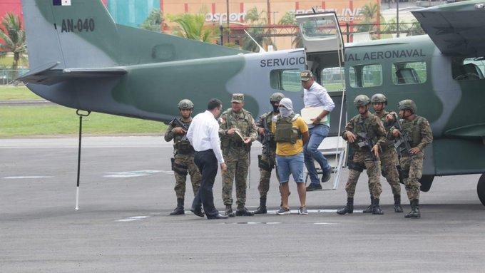 Colombiano requerido por Interpol es aprehendido en la comarca Guna Yala