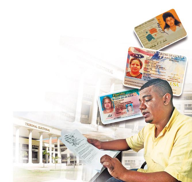 Un increíble caso de suplantación de identidad en Panamá