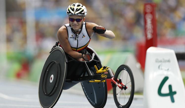Campeona paralímpica Marieke Vervoort muere tras recibir la eutanasia