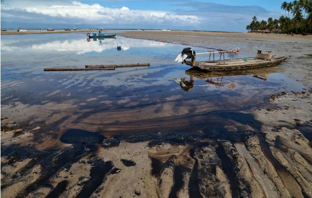 Brasil pide a la OEA que Venezuela se manifieste sobre petróleo derramado