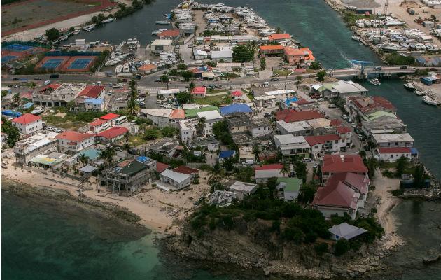 Pueblo recobra vida, luego de los daños causados por las tormentas