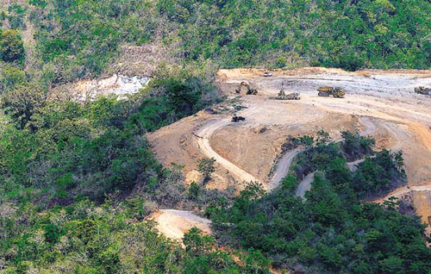 Mici: Solicitud de prórroga de Minera Cerro Quema aún en evaluación