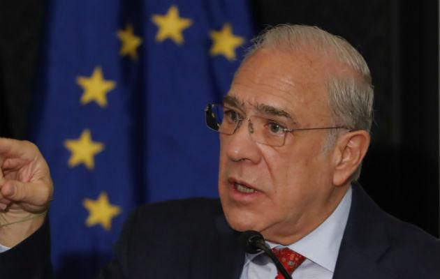 El secretario general de la OCDE, Ángel Gurría, alertó en Bogotá de que Latinoamérica tiene una