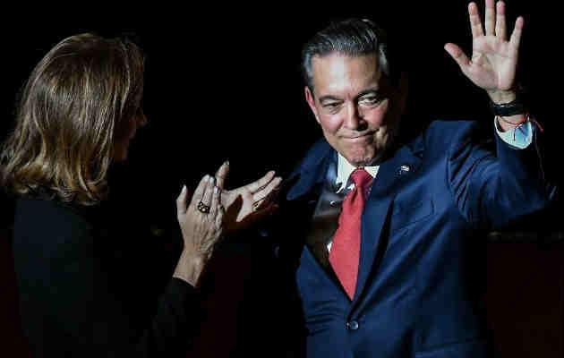 Laurentino Cortizo buscará cooperación y mayor inversión de México en Panamá