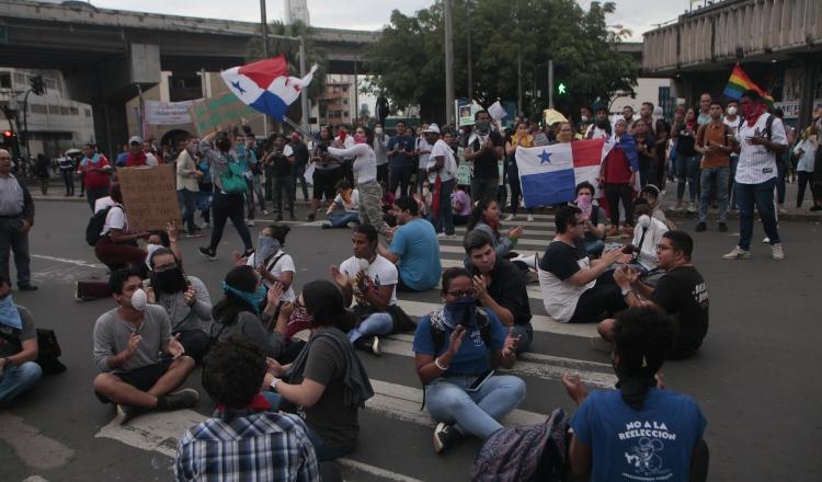 Resultado de imagen para protestas en panama