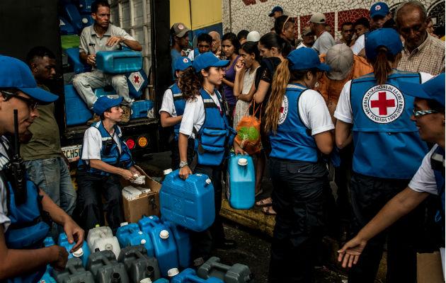 El agua de Venezuela es un peligro para la salud
