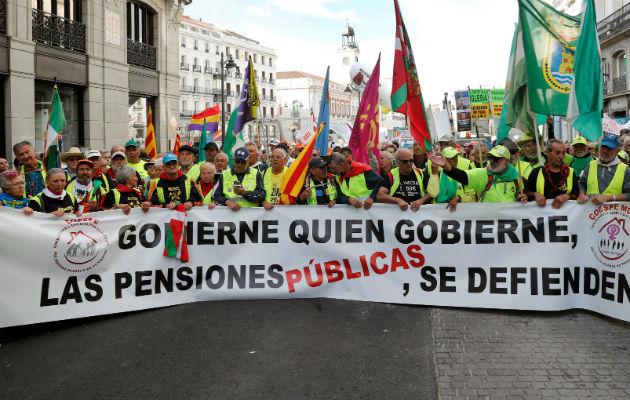 El sistema de pensiones pone en jaque el gasto público en Latinoamérica