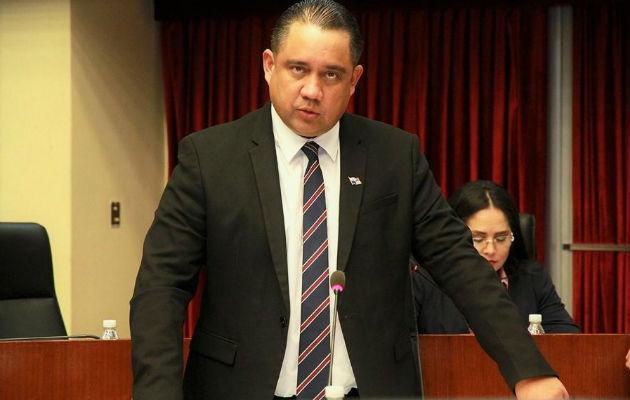 Marcos Castillero aseguró que continuarán con el proyecto de reformas a la Carta Magna. Foto: Panamá América.