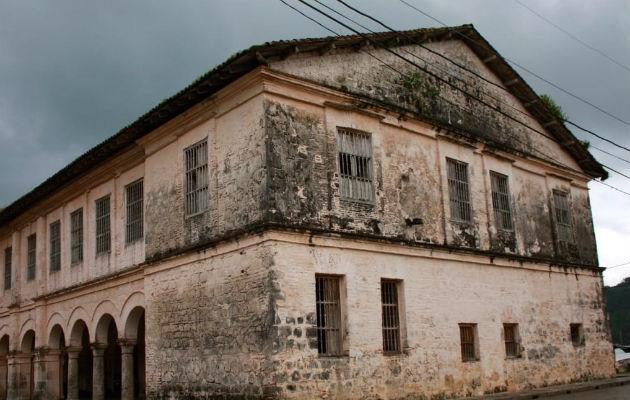 Piden al Ministerio de Cultura atender la deteriorada Real Aduanas de Portobelo