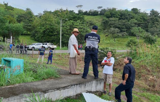Sospechoso de triple crimen en Soná, había salido de la cárcel por homicidio